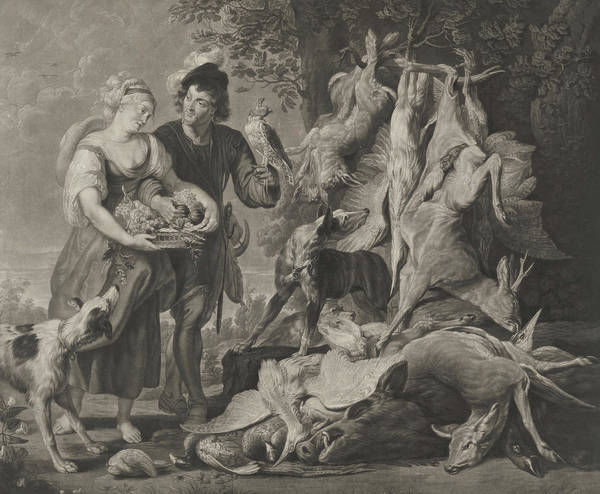 Wall Art - Painting - The Fig by Peter Paul Rubens