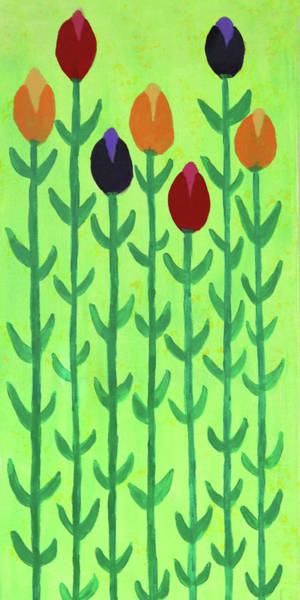 Painting - The First Sign Of Spring by Deborah Boyd