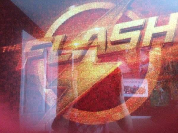 Wall Art - Digital Art - The Flash Photo Mosaic by Joe Wesley
