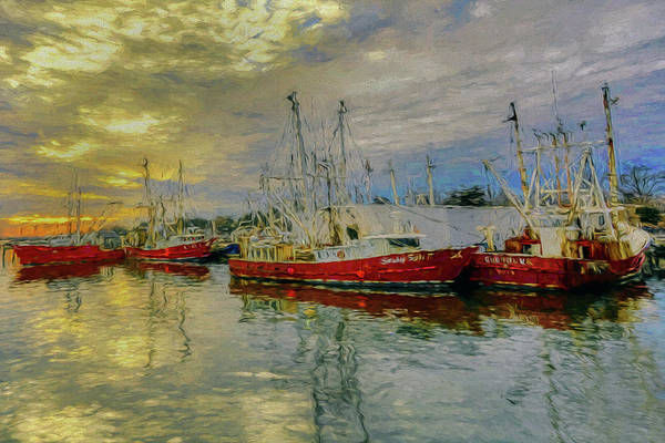 Photograph - The Fleet by Jerry Gammon