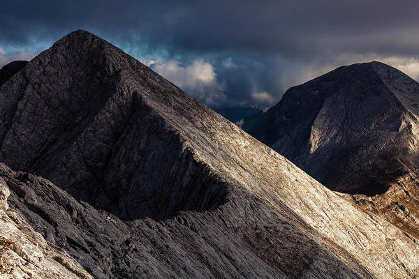 Wall Art - Photograph - The Foal Ridge by Evgeni Dinev