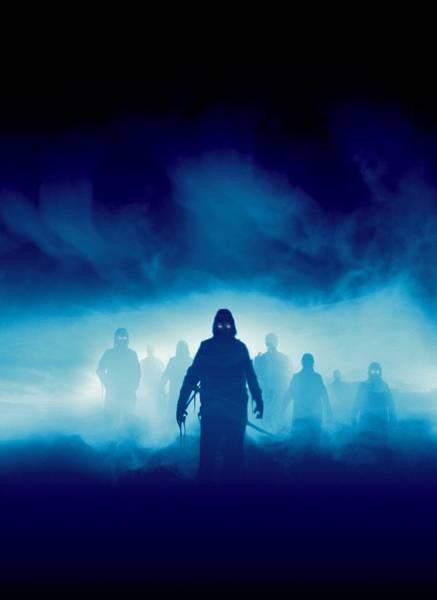 Fog Digital Art - The Fog by Geek N Rock