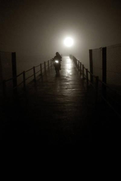 Brazil Photograph - The Fog by Tatianasapateiro Sp Brazil