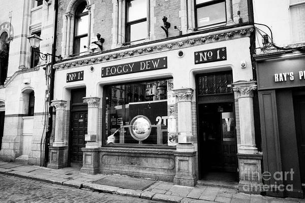 Wall Art - Photograph - The Foggy Dew Pub 1 Fownes Street Upper Dublin Republic Of Ireland Europe by Joe Fox