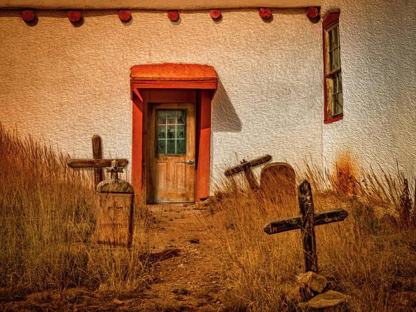 Church Yard Wall Art - Photograph - The Forgotten by Paul Wear