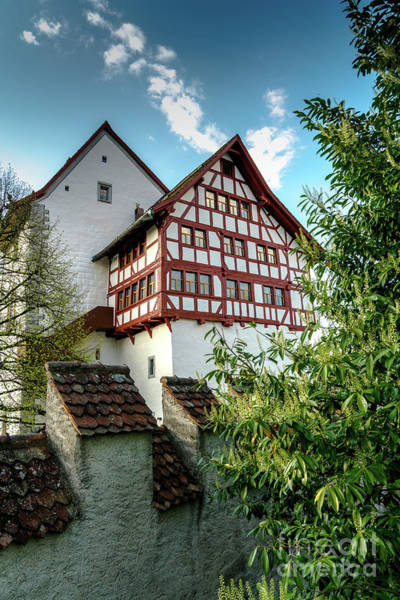 Wall Art - Photograph - Castle Zug by DiFigiano Photography