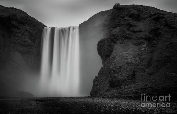 Wall Art - Photograph - The Foss II by Joachim Mortensen
