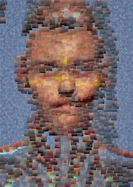 Digital Art - The Fremen Chani by Mario Carini