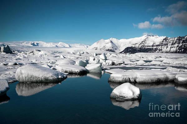 Wall Art - Photograph - The Frozen Zone by Evelina Kremsdorf