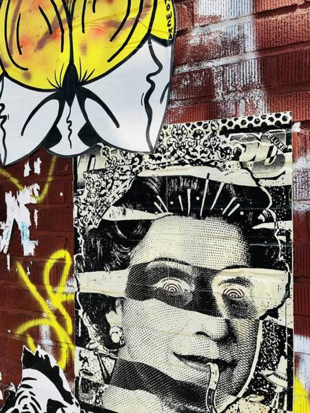Wall Art - Photograph - The Funky Queen  by Funkpix Photo Hunter