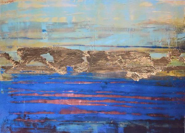 Avondet Wall Art - Mixed Media - The Future I by Natalie Avondet