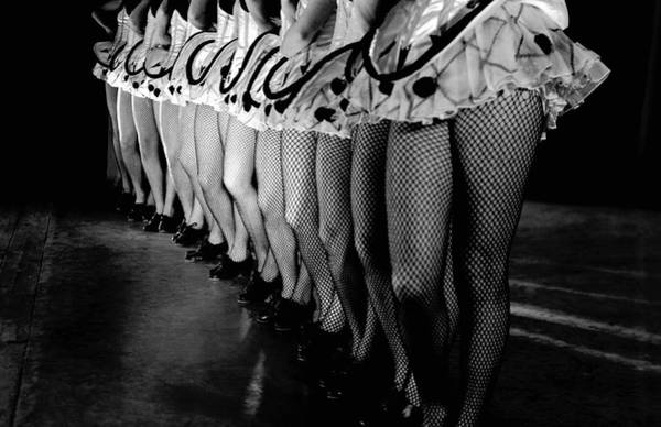 Showgirl Photograph - The Gaieties by Tunbridge
