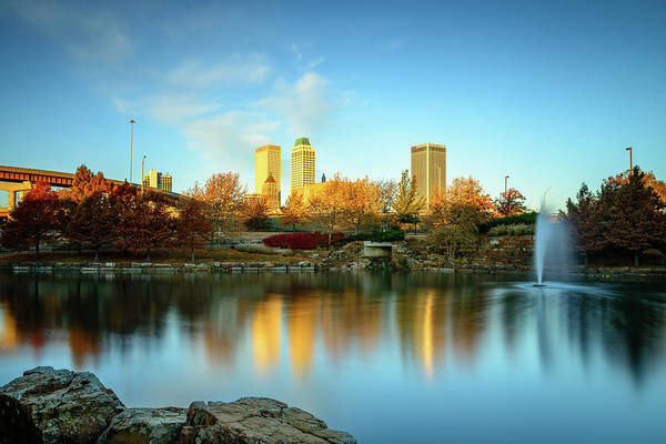 Photograph - The Gem Of Tulsa by Michael Scott