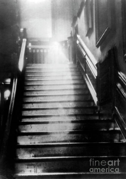 Wall Art - Photograph - The Ghost Of Raynham Hall England, 1936 by Unknown