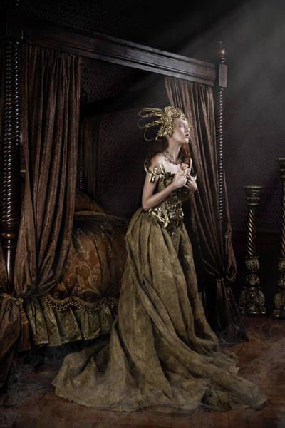 Photograph - The Goddess by Marco Mazzini and Lynn Schockmel