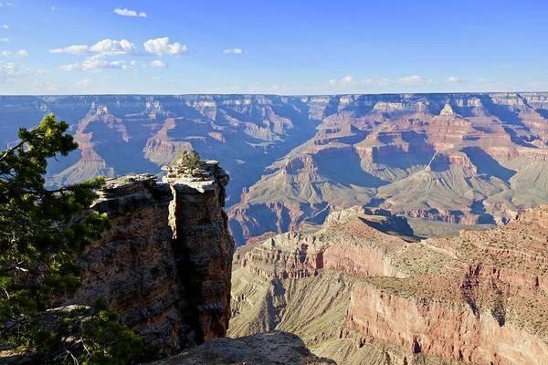 Photograph - The Grand Canyon by Sagittarius Viking