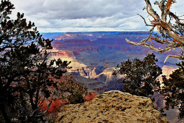 Canyon Mixed Media - The Grand Canyons 0056 by G Berry