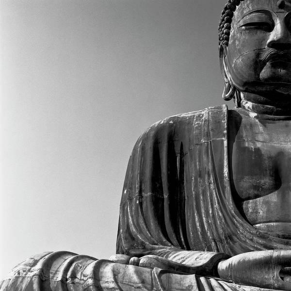 Kamakura Wall Art - Photograph - The Great Buddha In Kamakura by Björn Neumann