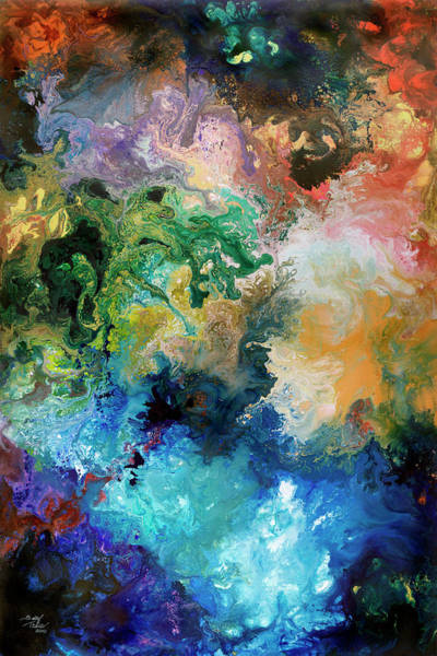 Painting - The Great Diversity by Sally Trace
