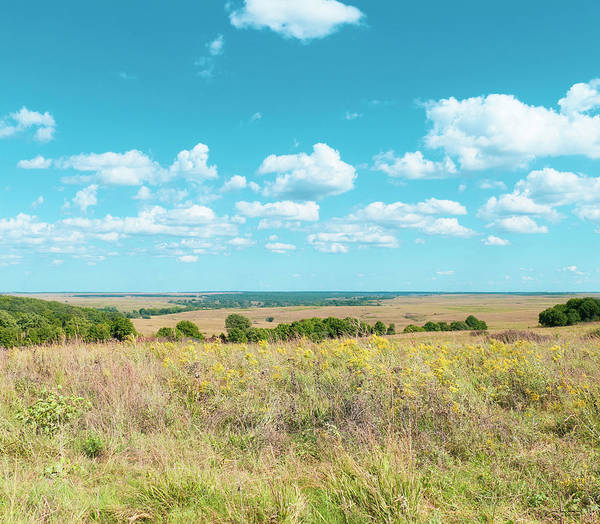 Photograph - The Great Plains by Sally Sperry