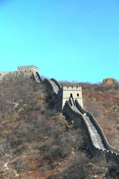 Wall Art - Photograph - The Great Wall by Yohey Yamagata