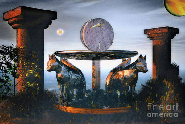 Wall Art - Photograph - The Guardians  by Elaine Manley