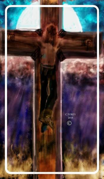 Tobey Digital Art - The Hanged Man by Christopher Tobey