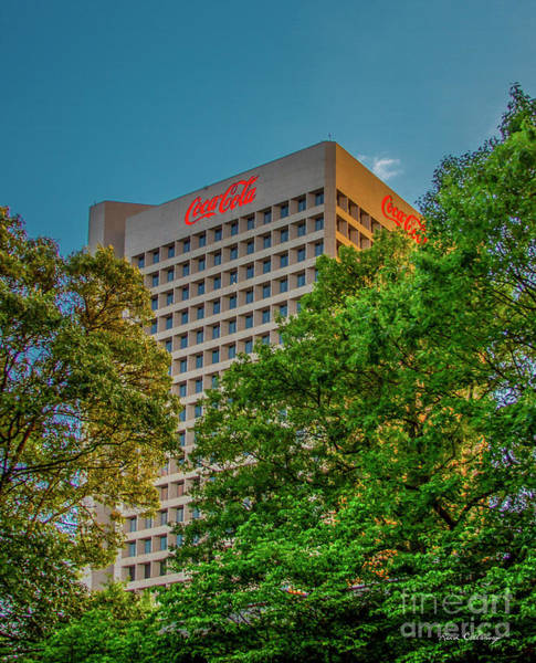 Pemberton Photograph - The Headquarters The Coca-cola Company Atlanta Georgia by Reid Callaway