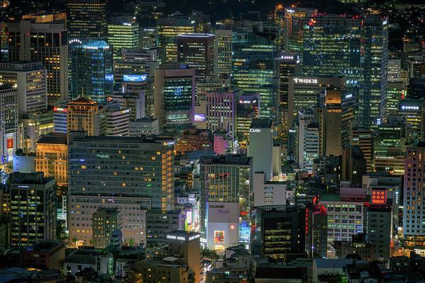 Photograph - The Heart Of Seoul by Rick Berk