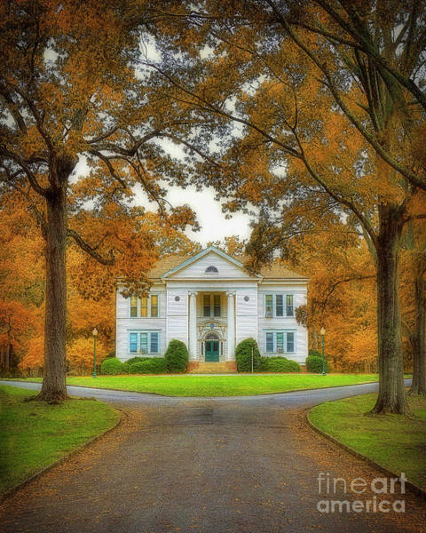 Photograph - The Hoge Building At Berry College by Ken Johnson