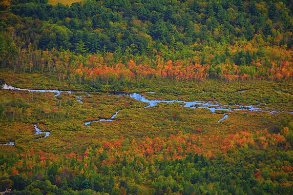 Photograph - The Housatonic River From The Ma At by Raymond Salani III