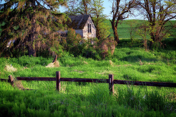 Photograph - The House At The Side Of The Road by Rick Berk