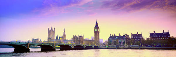 Wall Art - Photograph - The Houses Of Parliament, London by Kathy Collins