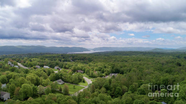 Photograph - The Hudson Valley To Storm King Mt. by Joe Santacroce