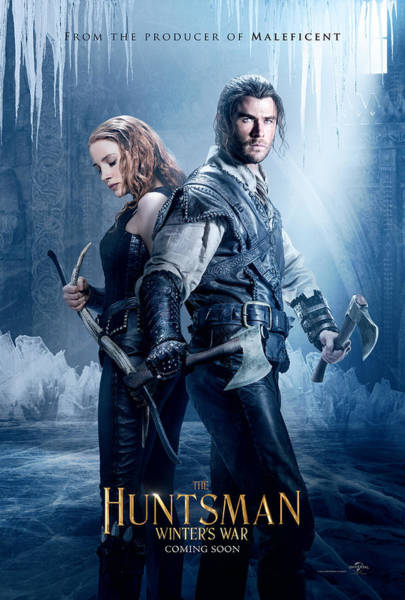 Huntsmen Wall Art - Digital Art - The Huntsman by Geek N Rock