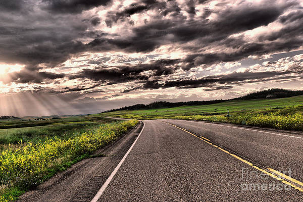 Wall Art - Photograph -  The Inspiration That Lies Ahead by Jeff Swan
