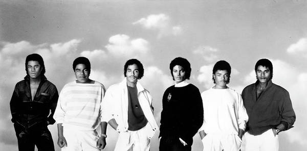 Photograph - The Jacksons by Afro Newspaper/gado