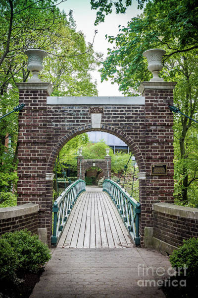 Wall Art - Photograph - The Kissing Bridge by Colleen Kammerer