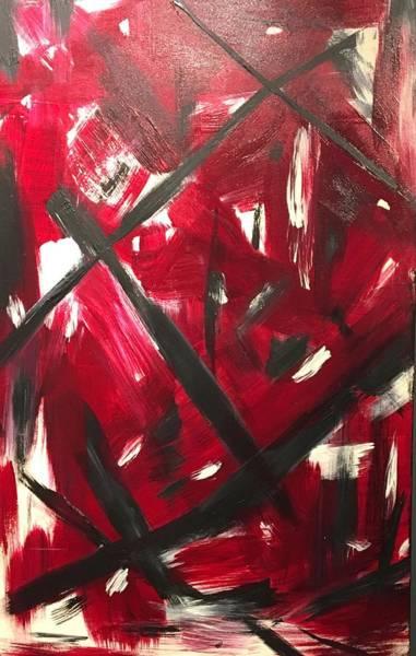 Painting - The Kit Kat Club by Rebecca Davidson