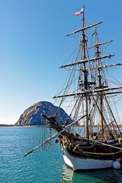 Photograph - The Lady Washington by KJ Swan