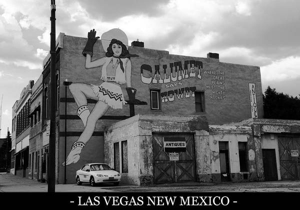 Wall Art - Photograph - The Las Vegas Cowgirl by David Lee Thompson