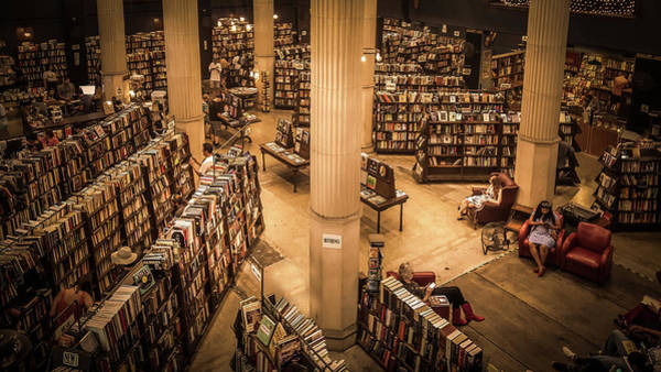 Wall Art - Photograph - The Last Bookstore by Art Spectrum