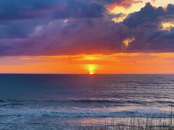 Wall Art - Photograph - The Last Sunrise by Lora J Wilson