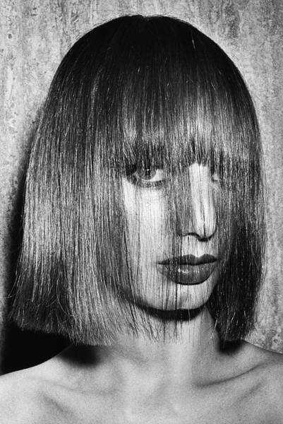 Bangs Photograph - The Latest In 1970s Disco Hair Styles by George Rose