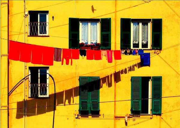 Photograph - The Laundry by Meghimeg