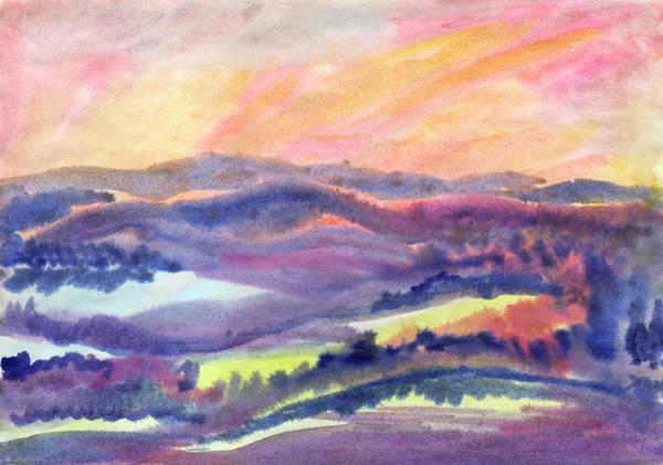 Painting - The Light Of Dawn by Irina Dobrotsvet
