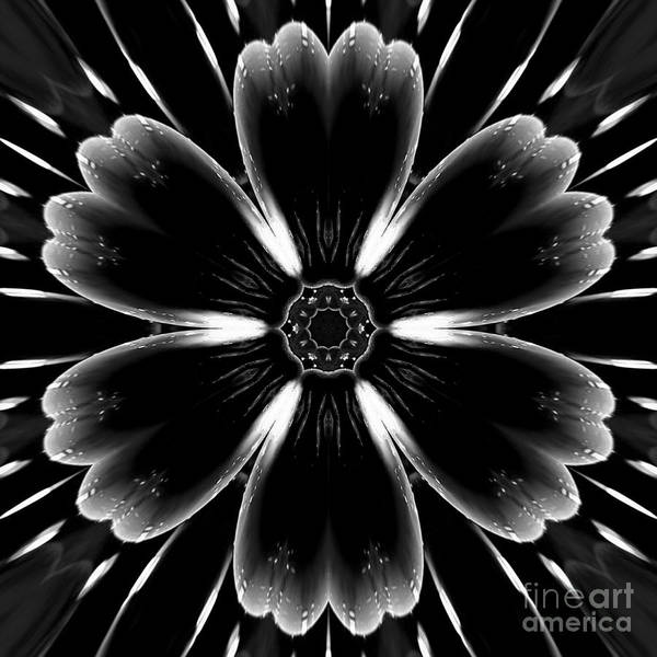 Digital Art - The Light Sustains Me by Rachel Hannah