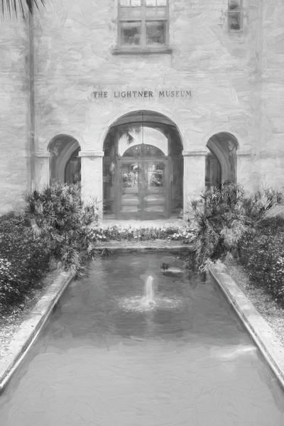Lightner Museum Photograph - The Lightner Museum St Augustine 004 by Rich Franco