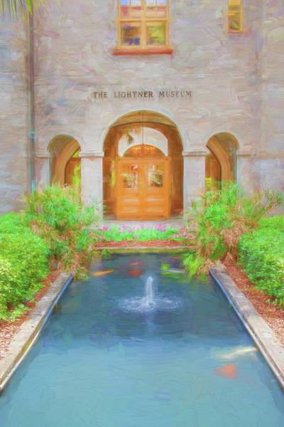 Lightner Museum Photograph - The Lightner Museum St Augustine 005 by Rich Franco