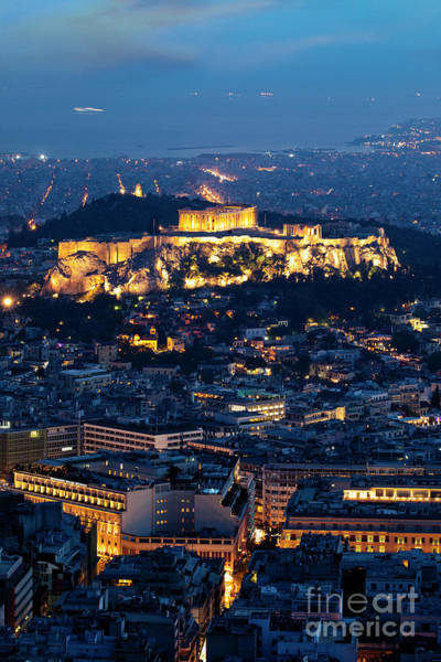 Photograph - The Lights Of Athens by Scott Kemper